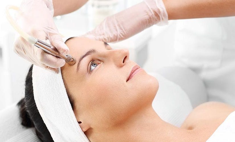 Microdermabrasion (Diamond)